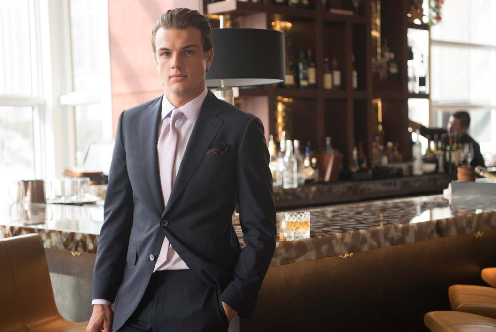 The right suit can help you upgrade your office attire