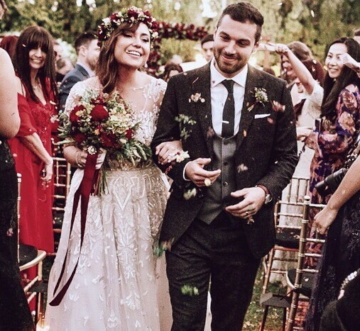 Build Your Own Wedding Suit