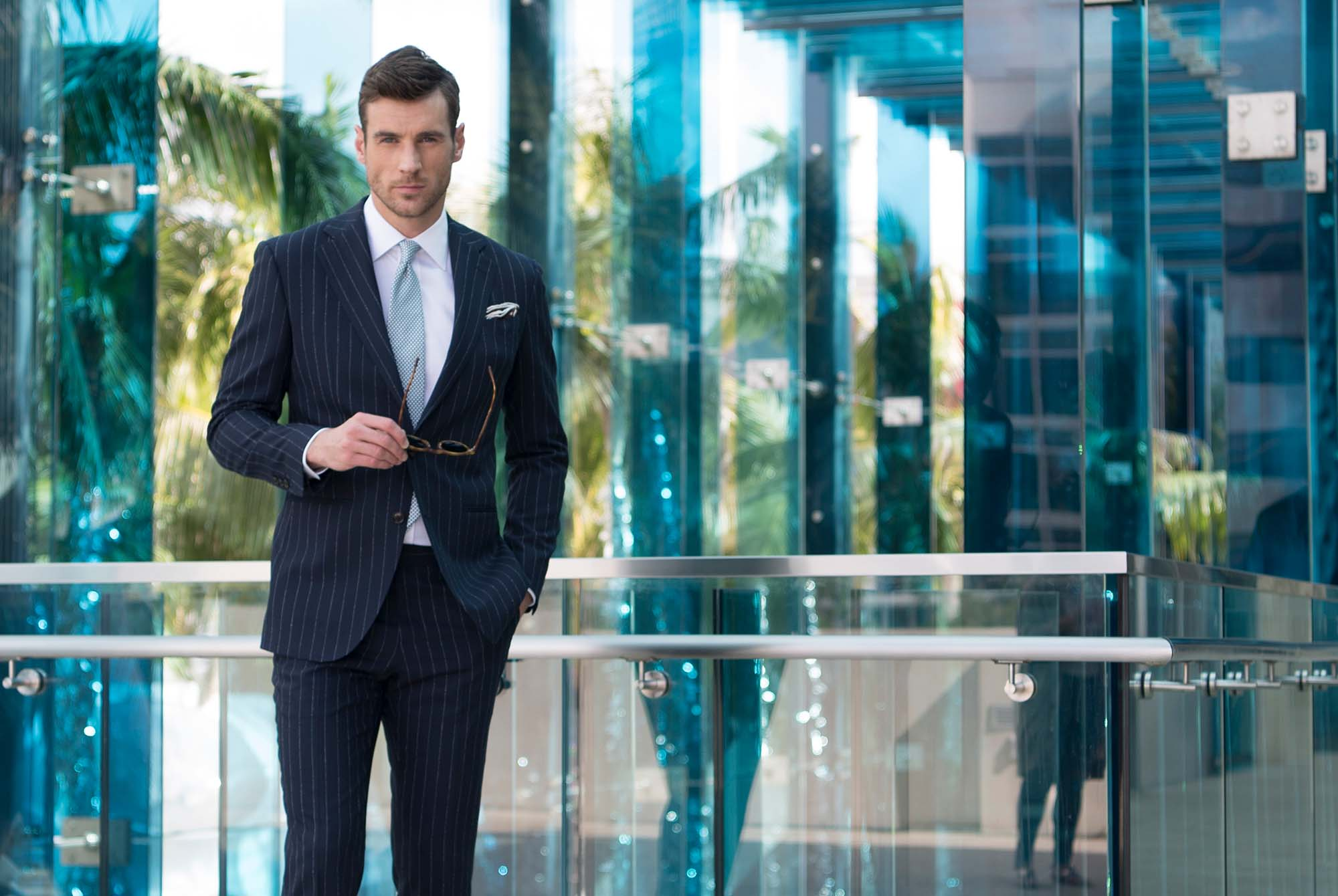 Knot Standard will change the way you think about suits