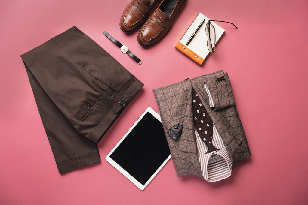 Defining the Men's Capsule Wardrobe