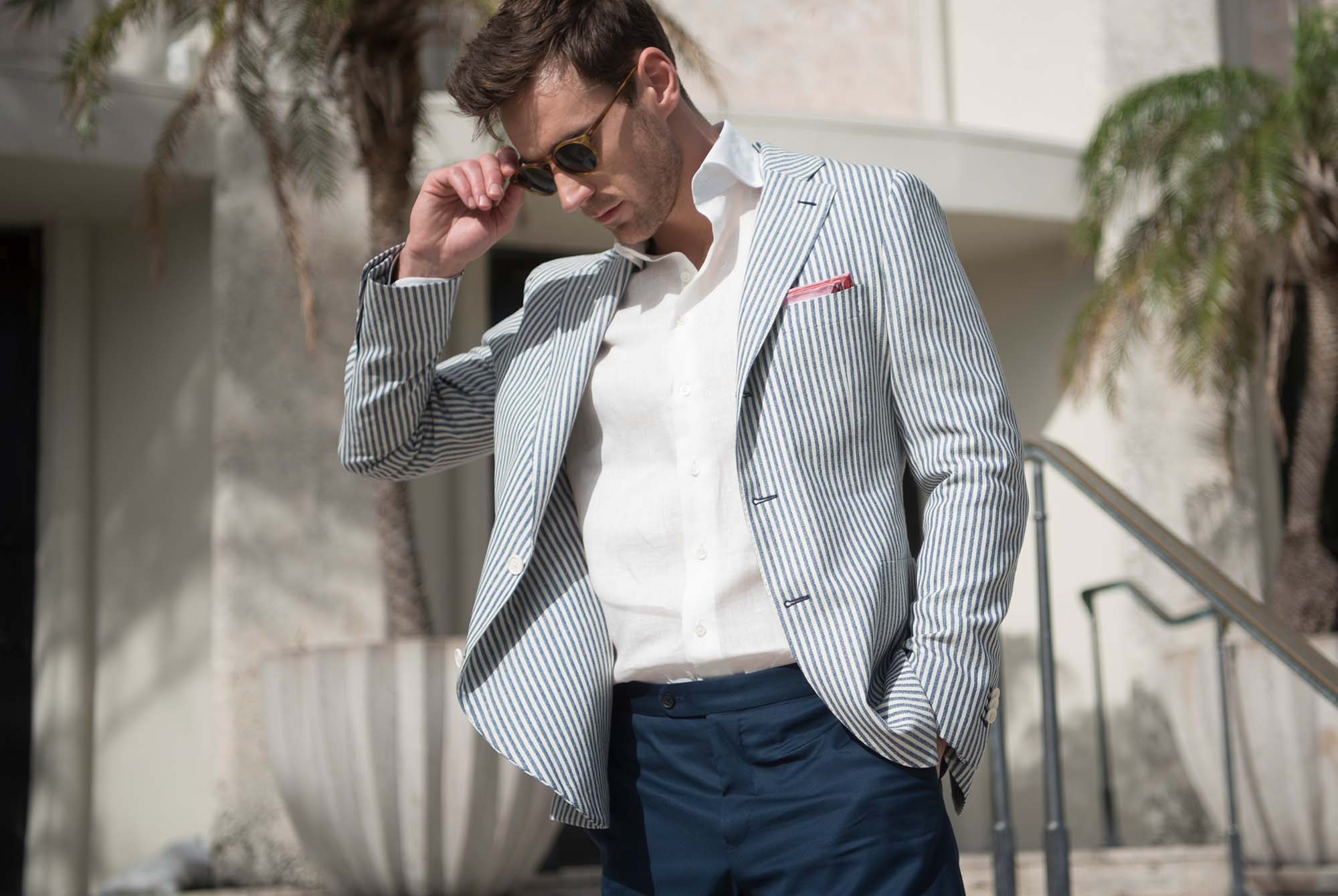 patterned suits can elevate your style