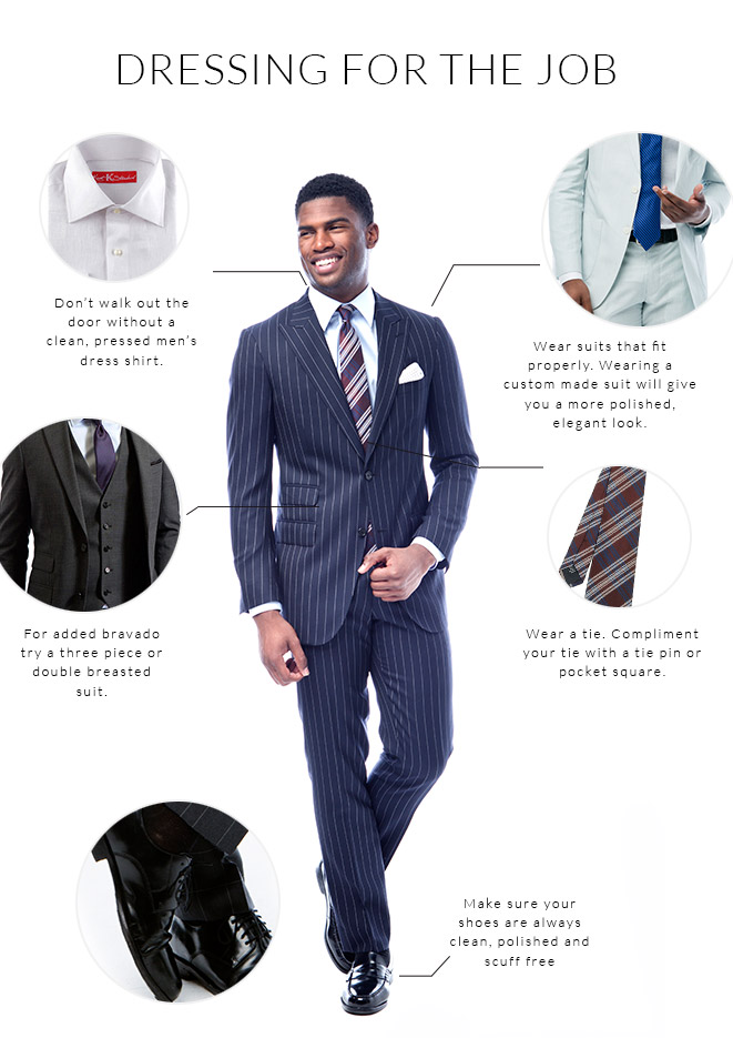 5 tips to dressing for the job you want knot standard blog - Tips dressing ...