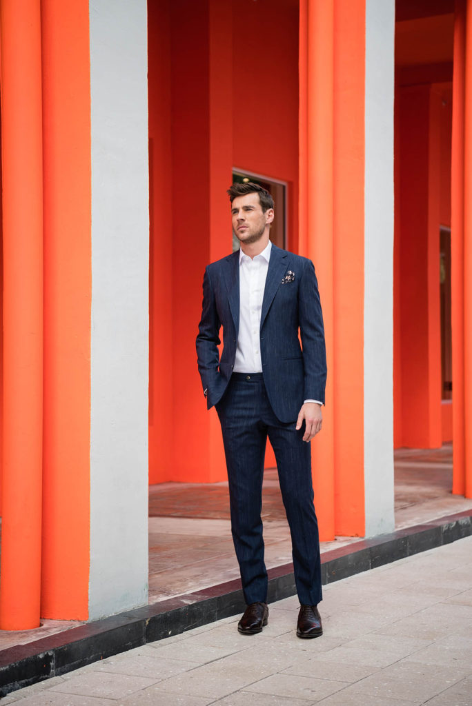 Mastering office attire for men is a breeze with custom clothing