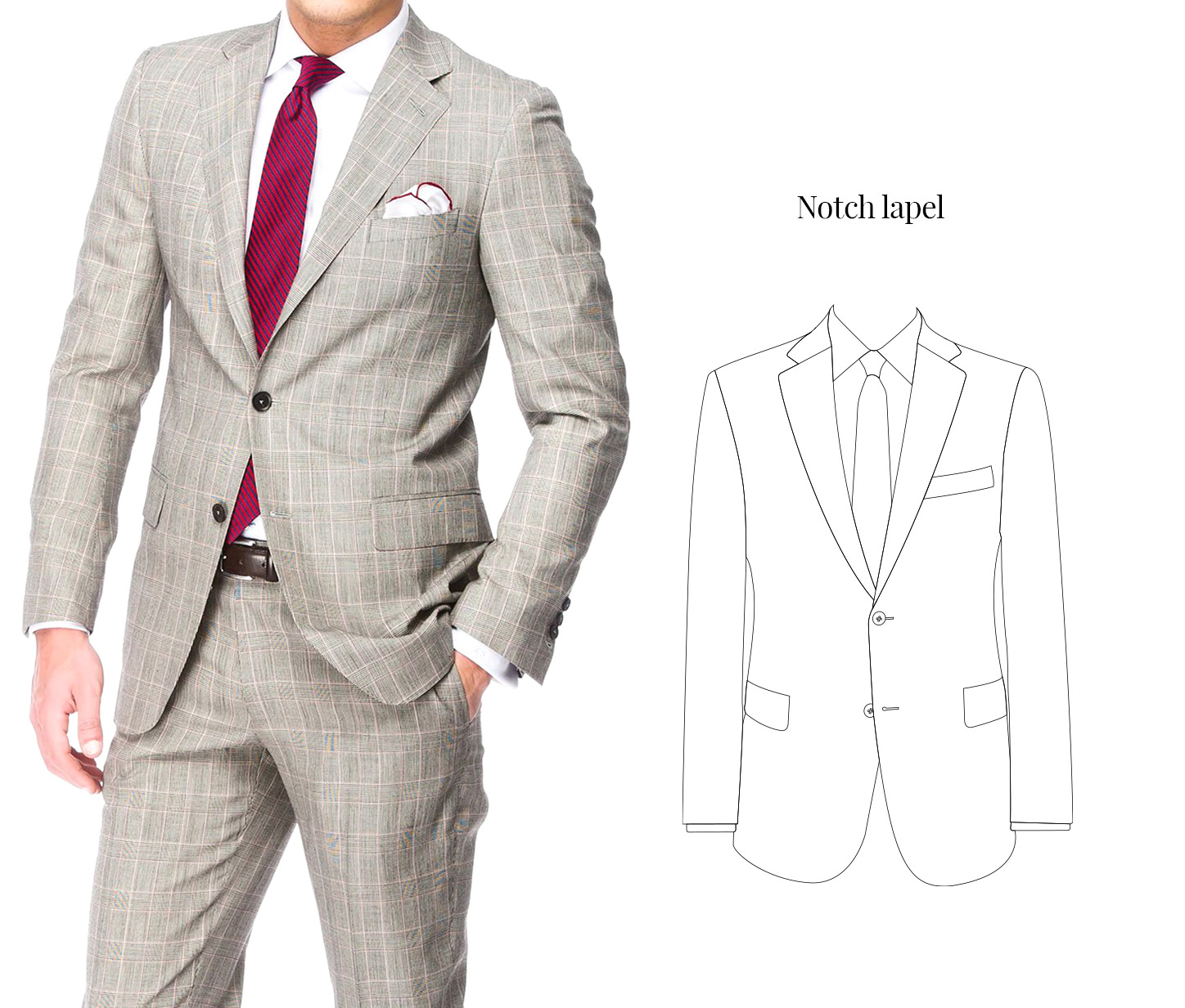 notch-lapel