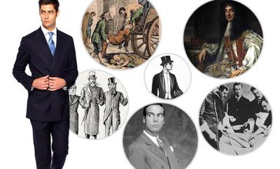 Origins of a Suit