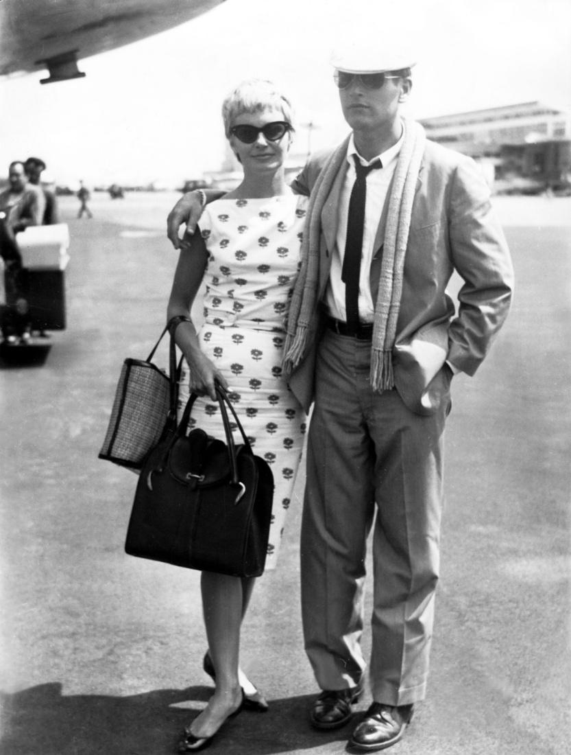 Race Car Jackets >> Paul Newman Actor, race car driver, style icon - Knot Standard Blog