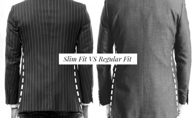 What Is The Difference Between Slim Vs Regular Fit Knot