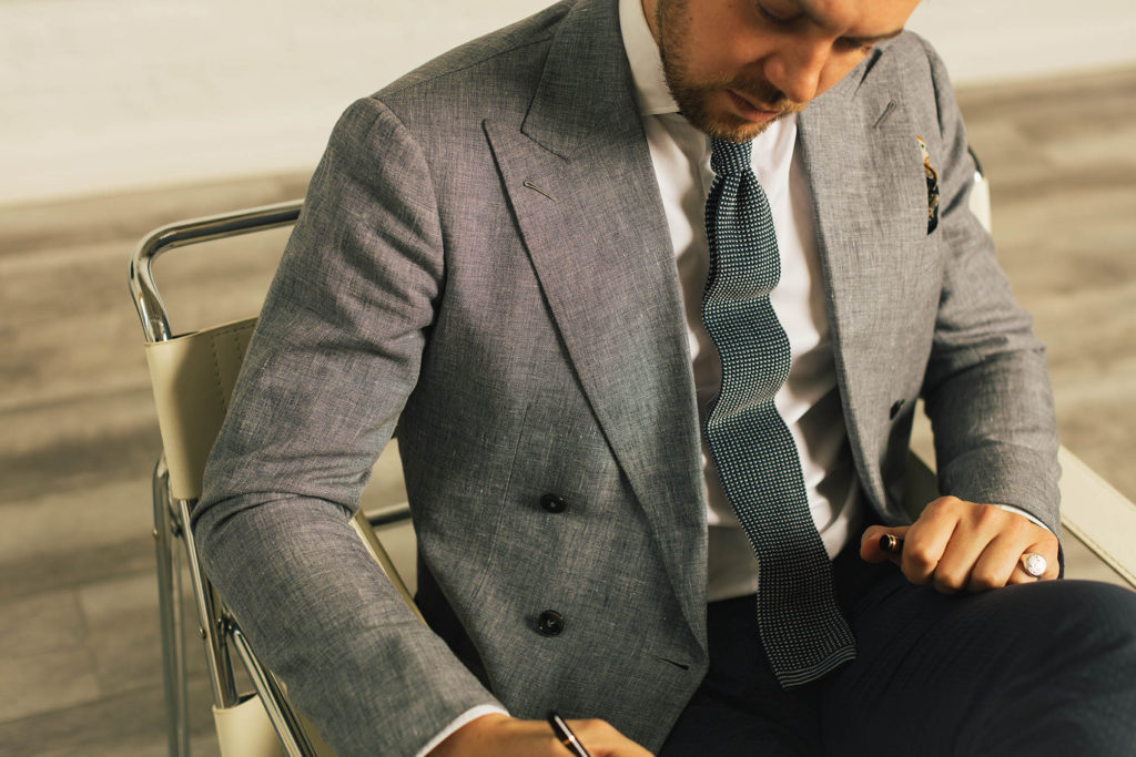 Let Knot Standard be your guide to suit material types