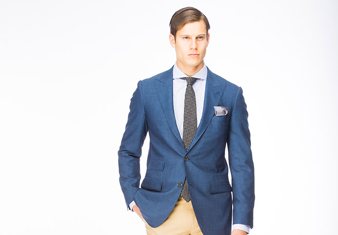 When and Where to Wear a Summer Blazer - Knot Standard Blog