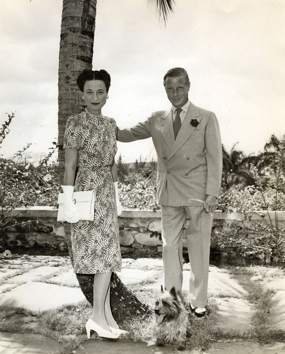 The Duke Of Windsor Former King Of England Style Icon